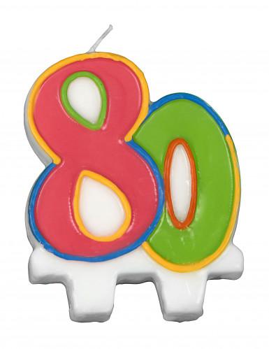 Bougie d'anniversaire chiffres-1