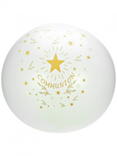 Ballon géant Communion 90 cm