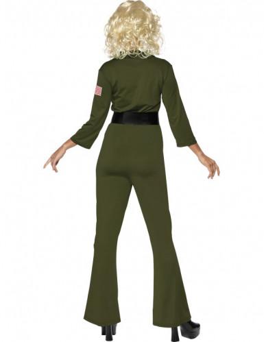 Costume aviateur Hottie Top Gun™ femme-1