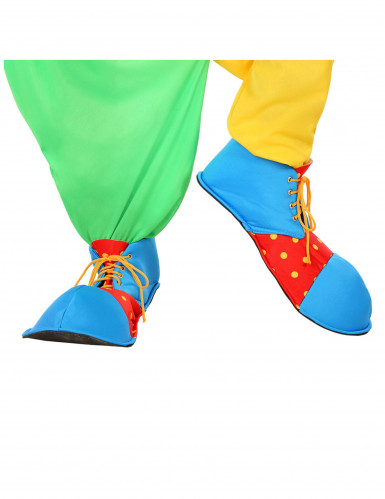 Chaussures de clown adulte