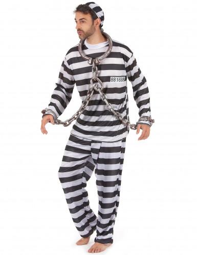 Déguisement prisonnier homme-1