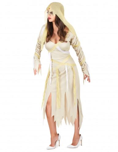 Déguisement momie femme Halloween