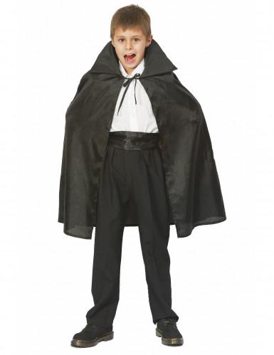 Cape de vampire Halloween pour enfant