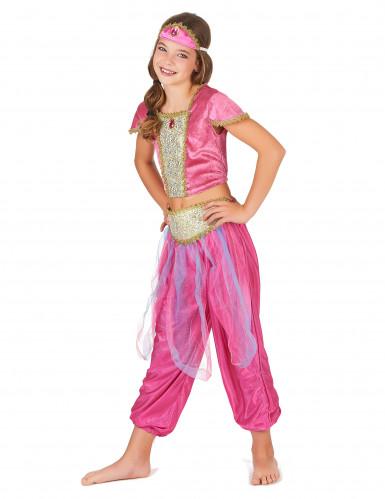 Déguisement danseuse orientale fille-1