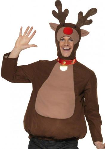 Déguisement renne adulte Noël
