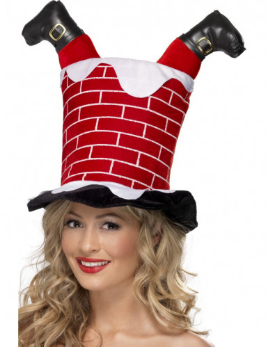 Chapeau humoristique adulte Noël