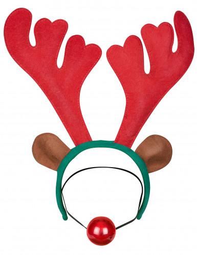 Kit renne adulte Noël