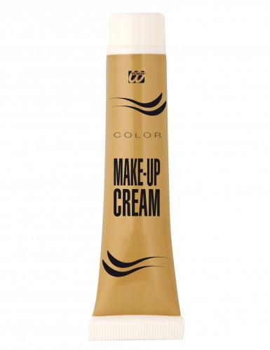 Crème de grimage doré-1