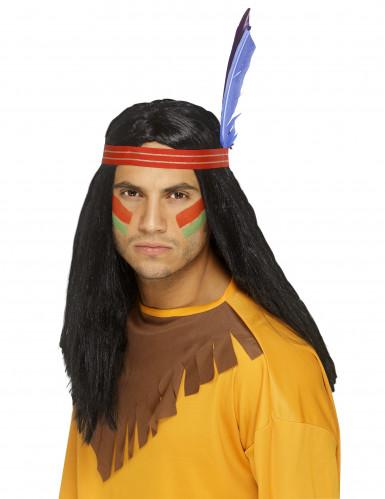 Perruque indien homme