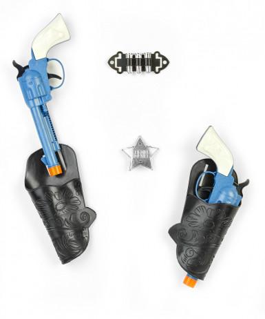 Set shérif en plastique