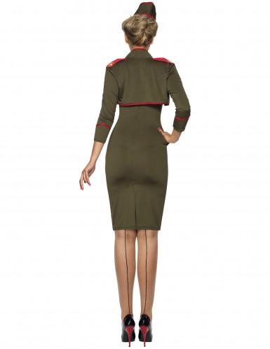 Déguisement officier femme-1