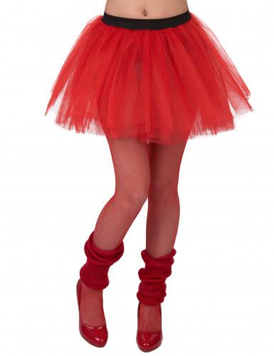 Tutu rouge femme
