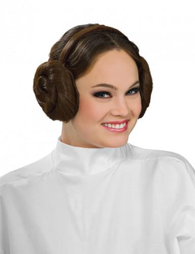 Coiffure Princesse Leia Star Wars™  femme