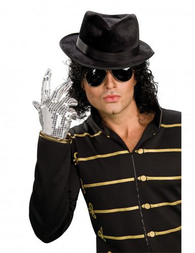 Gant à paillettes Michael Jackson™ adulte