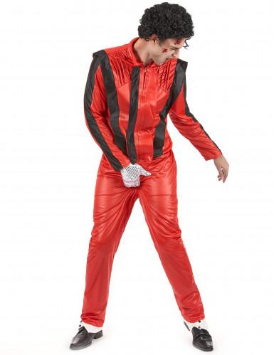 Déguisement de Michael Jackson dans Thriller