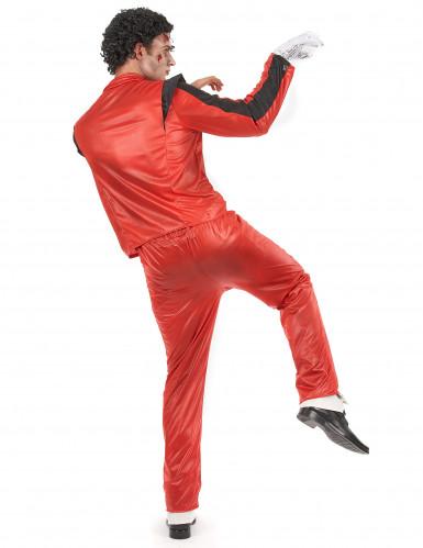 Déguisement de Michael Jackson dans Thriller -2