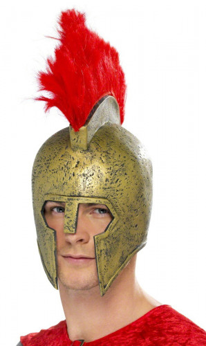Casque gladiateur adulte