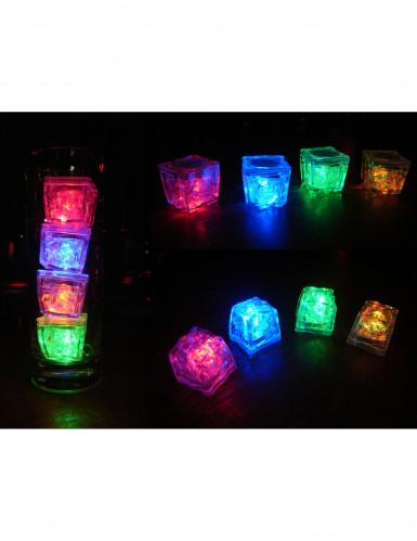 6 Glaçons lumineux LED
