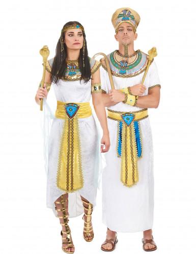 Déguisement couple égyptiens