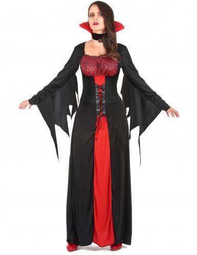 d guisement vampire femme halloween d coration anniversaire et f tes th me sur vegaoo party. Black Bedroom Furniture Sets. Home Design Ideas