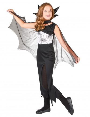 Déguisement sorcière araignée fille Halloween-1