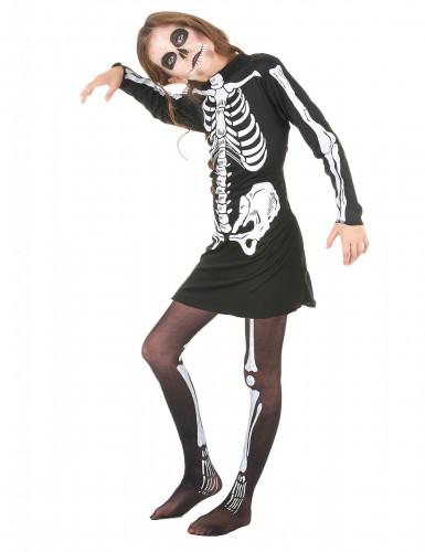 Déguisement squelette fille Halloween-1