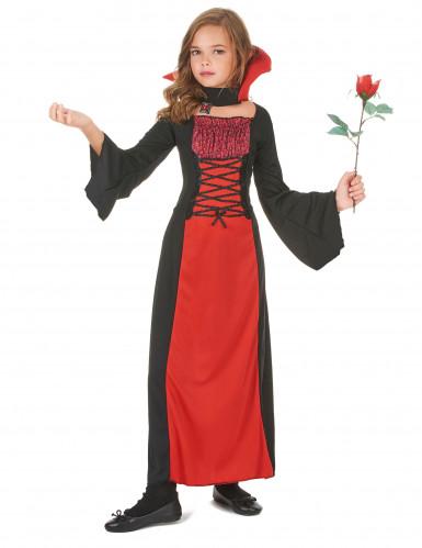 Déguisement vampire fille Halloween-1