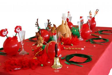 Pack Table de Noël