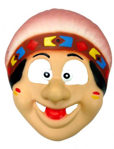 Masque indien enfant