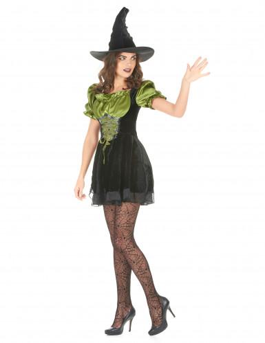 Déguisement sorcière adulte Halloween-1