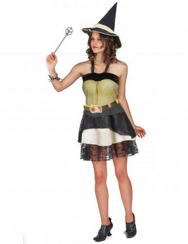 Déguisement sorcière halloween femme-1