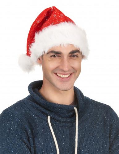 Bonnet Noël scintillant-1