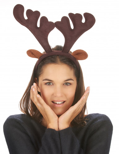 Serre tête renne Noël-2