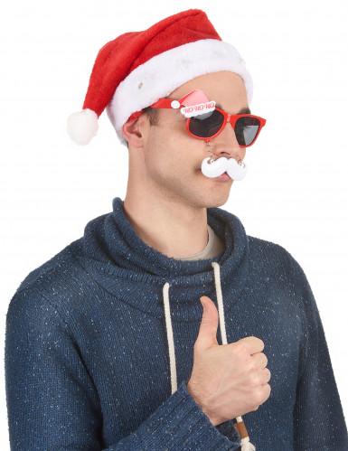 Bonnet Noël lumineux-3
