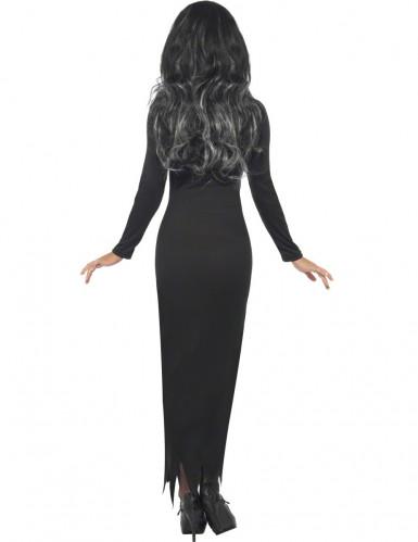 Déguisement squelette long femme Halloween-1