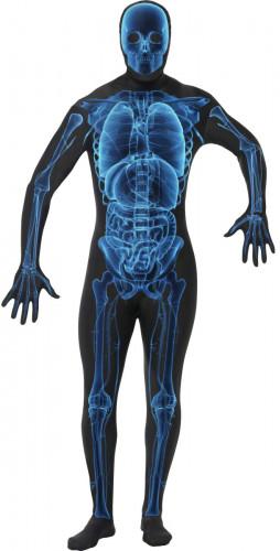 Déguisement seconde peau rayon X homme