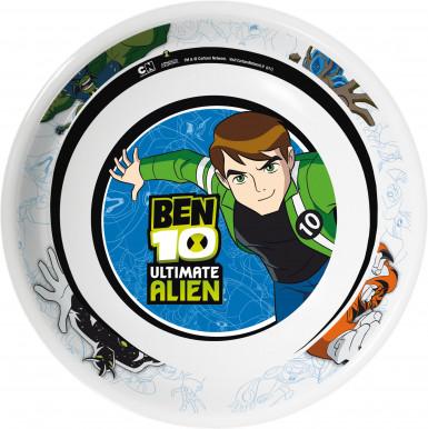 Assiette creuse mélamine Ben Ten™