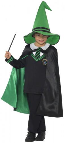 Déguisement apprenti sorcier vert garçon