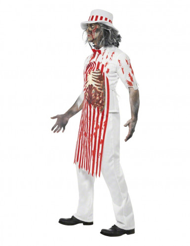 Costume boucher zombie adulte Halloween-2