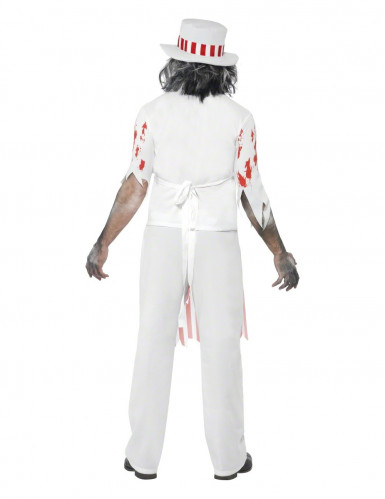 Costume boucher zombie adulte Halloween-1