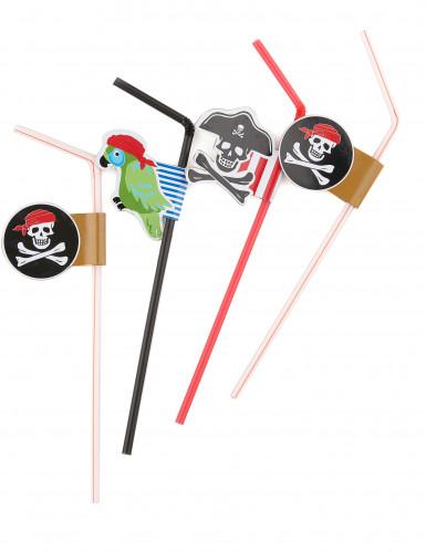 Pailles pirate