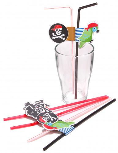 Pailles pirate-1