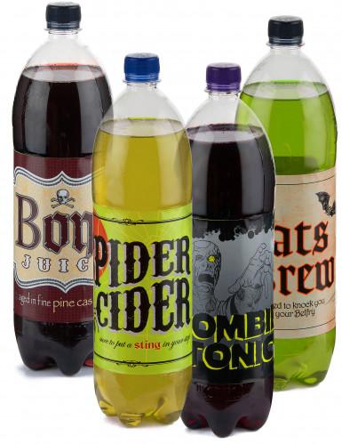 Etiquettes de boisson Halloween-3