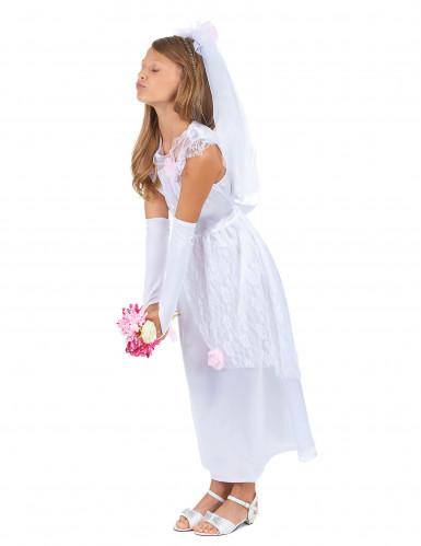 Déguisement jeune mariée enfant fille-1