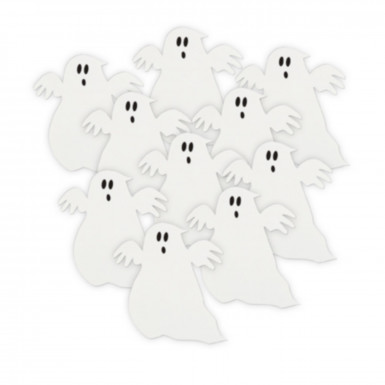 Décorations de table fantôme Halloween