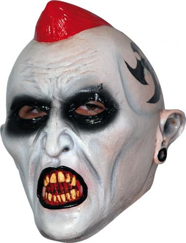 Masque punk diabolique adulte Halloween