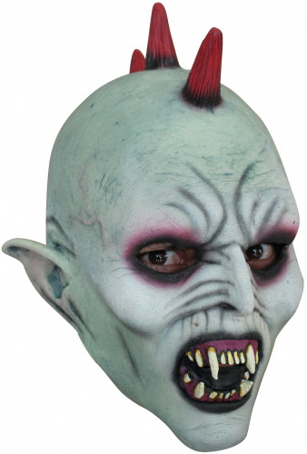 Masque vampire punk enfant Halloween