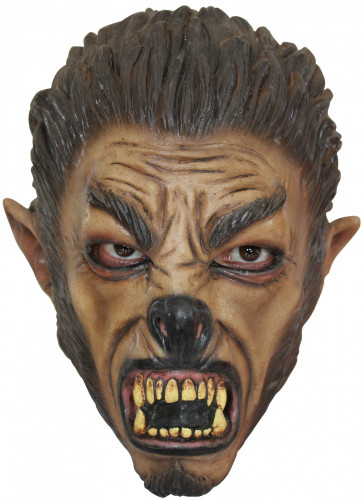Masque loup garou Halloween