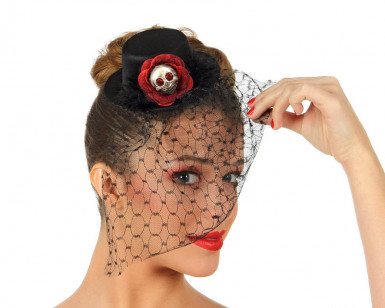 Mini chapeau halloween