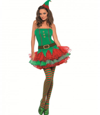 Déguisement elfe sexy femme